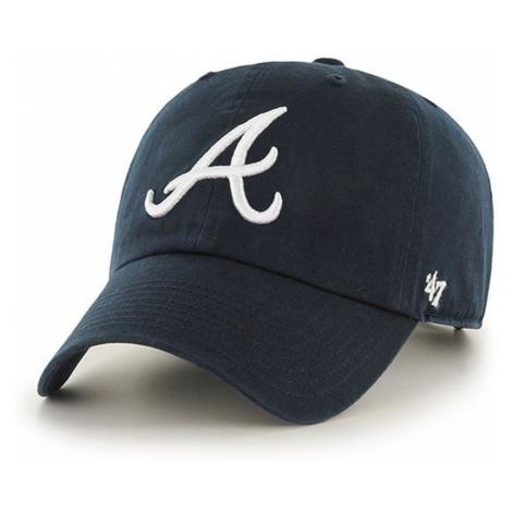 47brand - Czapka Brand Atlanta Braves