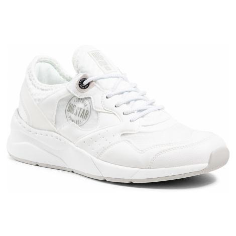 Sneakersy BIG STAR - HH174106 White