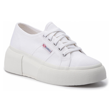 Sneakersy SUPERGA - 2287 Cotu S00DQS0 White 901