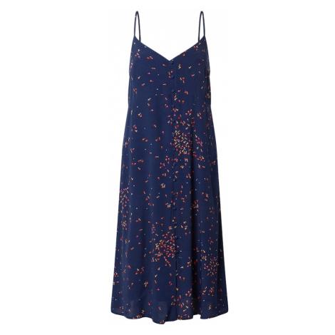 GAP Letnia sukienka granatowy / ciemnoróżowy / pomarańczowy