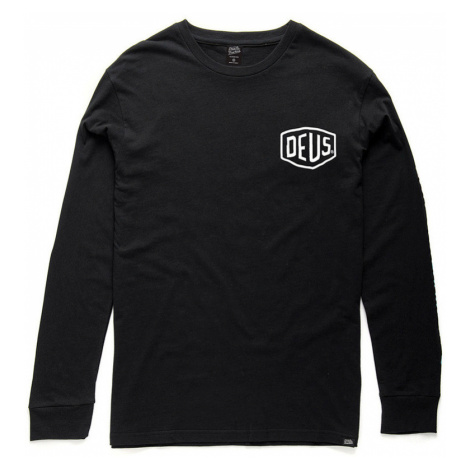 Deus Ex Machina, Long-sleeve t-shirt Czarny, male, rozmiary:
