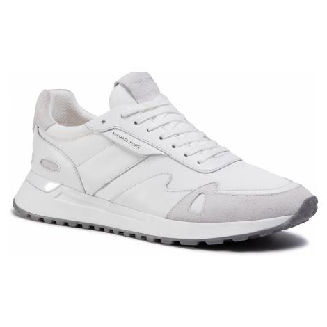 Sneakersy MICHAEL MICHAEL KORS - Miles 42F9MIFS2S Optic White