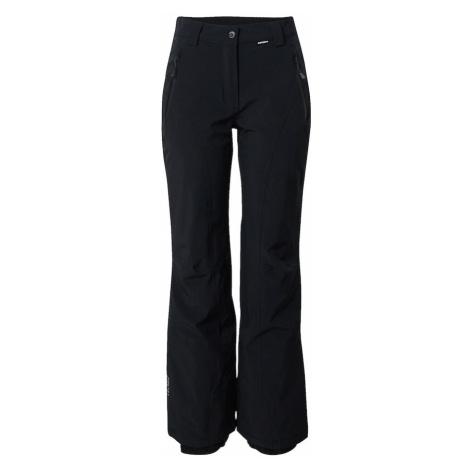 ICEPEAK Spodnie outdoor 'Freyung' czarny