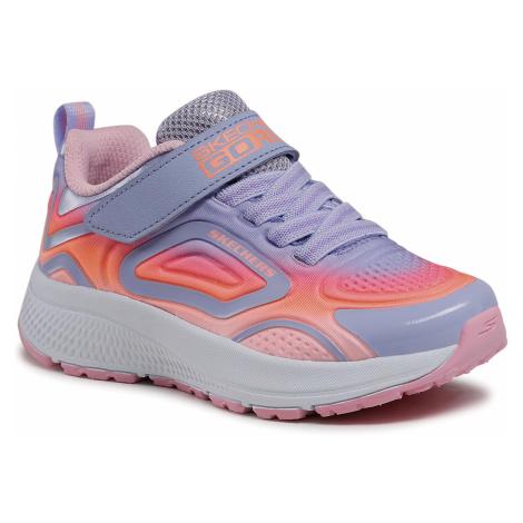 Sneakersy SKECHERS - Go Run Consistent 302400L/PRMT Purple Multi