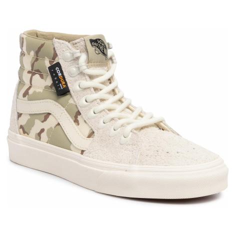 Sneakersy VANS - Sk8-Hi VN0A4BV6VZK1 (Cordura)Whatsparagus/Cmo