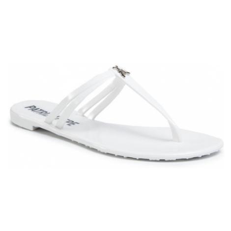 Patrizia Pepe Japonki 2V9677/A7G4-W146 Biały