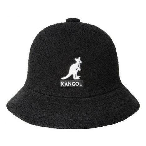Kapelusz Kangol Big Logo Casual K3407 BLACK