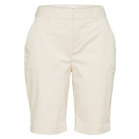 GAP Spodnie beżowy