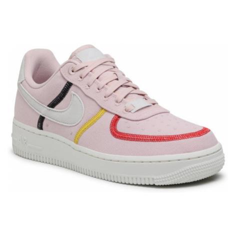 Nike Buty Air Force 1'07 Lx CK6572 600 Różowy