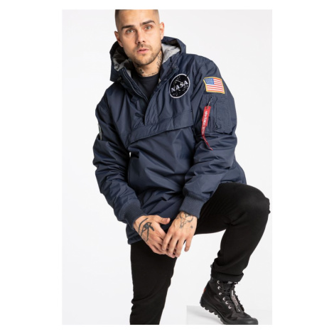 Kurtka Alpha Industries Nasa Anorak 07 Rep. Blue