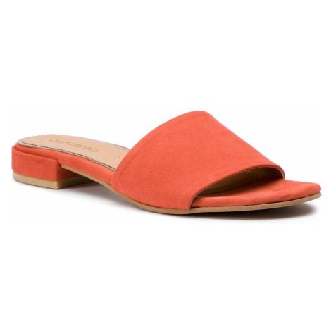 Klapki GIOSEPPO - Treguier 49043 Orange