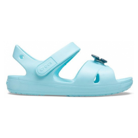 Sandały Crocs Classic Cross Strap Sandal PS 206245 ICE BLUE