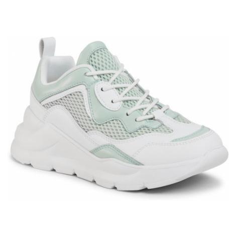 DeeZee Sneakersy WAG1902330C Zielony