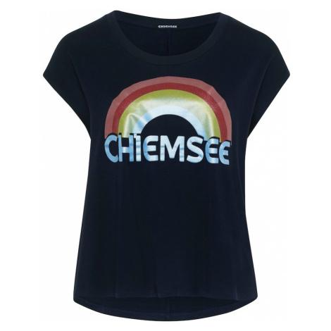 CHIEMSEE Koszulka funkcyjna niebieska noc