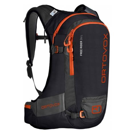 ORTOVOX Plecak FREE RIDER 26 L-Czarny