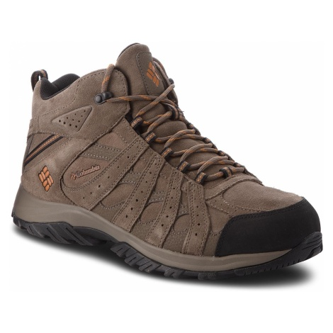 Trekkingi COLUMBIA - Canyon Point Mid Leather YM5472 Mud/Bright Copper 255