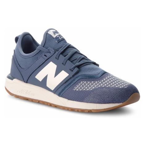 Sneakersy NEW BALANCE - WRL247TD Granatowy