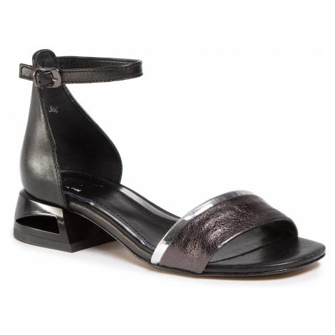 Sandały SIMEN - 2799A Czarny