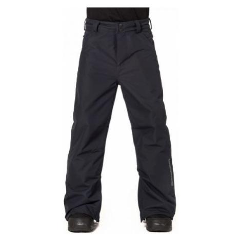 Horsefeathers PINBALL KIDS PANTS czarny XL - Spodnie narciarskie/snowboardowe dziecięce