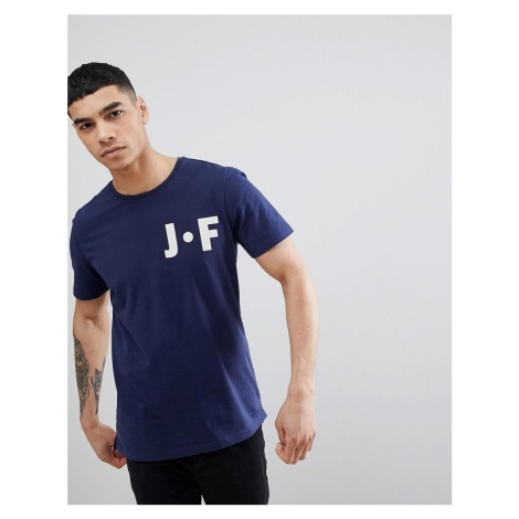 Jefferson Chest Print T-Shirt