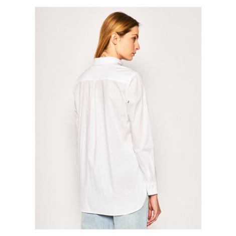 Marc O'Polo Koszula 002 1457 42311 Biały Regular Fit