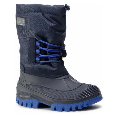 Śniegowce CMP - Ahto Wp 3Q49574J B.Blue/Royal 36NF