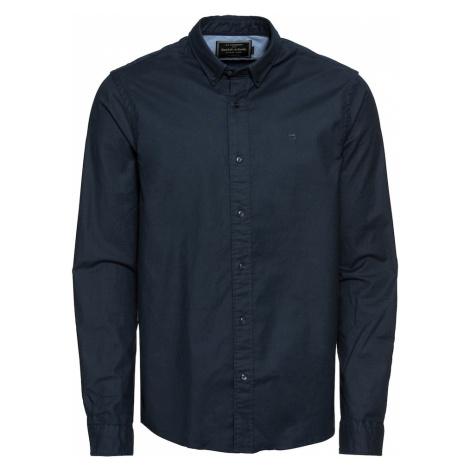 SCOTCH & SODA Koszula 'NOS Shirt with contrast details' niebieska noc