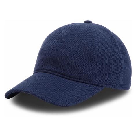 Czapka z daszkiem LACOSTE - RK0123 Navy Blue 166