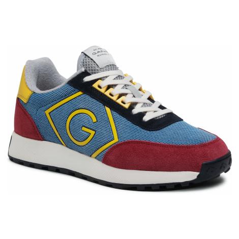 Sneakersy GANT - Garold 22637638 Blue/Bordo/Yell G608