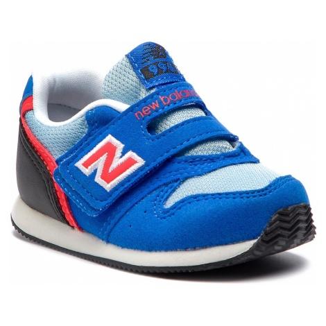 Sneakersy NEW BALANCE - IV996BLR Niebieski