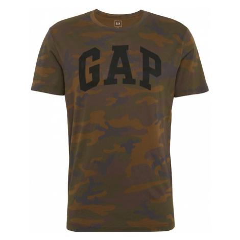GAP Koszulka khaki