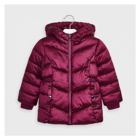 Czerwone dziewczęce kurtki zimowe