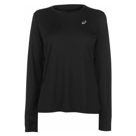 Asics Long Sleeve Running T Shirt Ladies