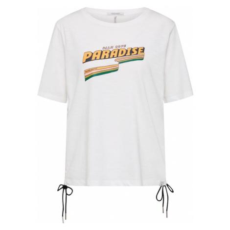 SCOTCH & SODA Koszulka pomarańczowy / biały