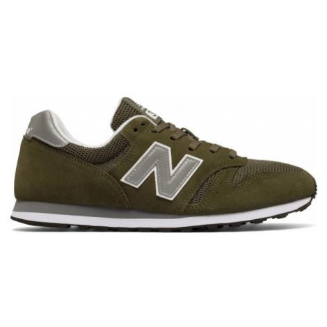 New Balance ML373OLV ciemnozielony 10 - Sneakersy męskie