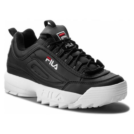 Sneakersy FILA - Disruptor Low 1010262.25Y Black