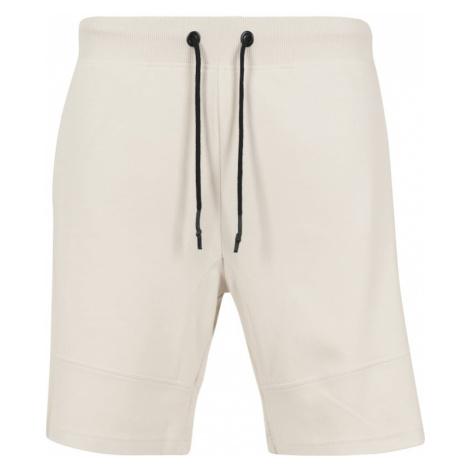 Urban Classics Spodnie 'Interlock' kość słoniowa