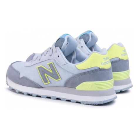 New Balance Sneakersy WL515OVC Szary