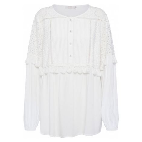 Cream Bluzka 'Louisa' biały