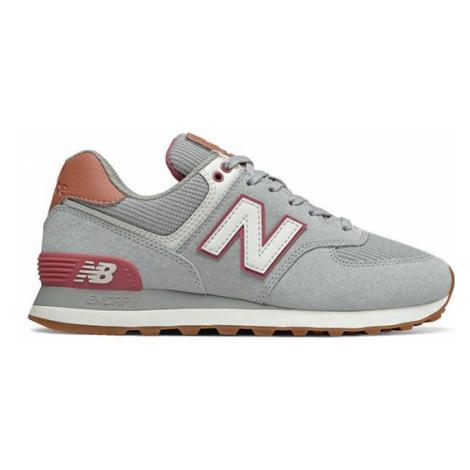 Buty damskie sneakersy New Balance WL574BCZ