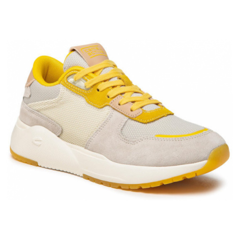 Camel Active Sneakersy Ramble 22137842 Beżowy