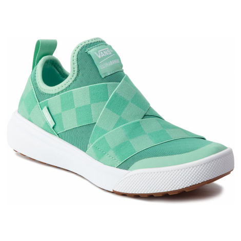 Sneakersy VANS - Ultrarange Gore VN0A3MVRVU51 (Mega Check) Neptune Gree