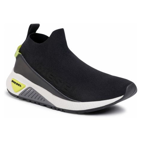 Sneakersy DIESEL - S-Kb Sock Qb Y02405 P2600 T8013 Black