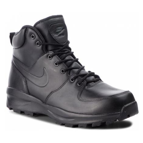 Nike Buty Manoa Leather 454350 003 Czarny