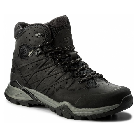 Trekkingi THE NORTH FACE - Hedgehog Hike II Mid Gtx GORE-TEX T939IAKX7 Tnf Black/Tnf Black