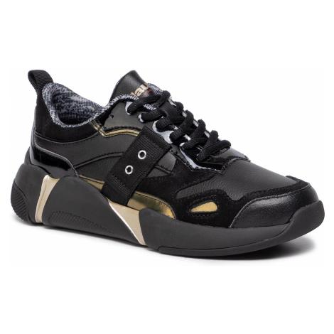 Sneakersy BLAUER - 9FMONROE01/LEA Black