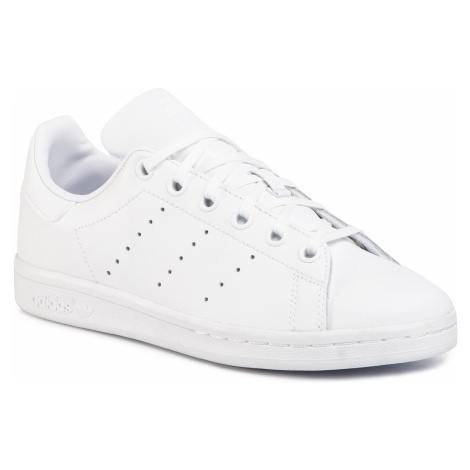 Buty adidas - Stan Smith J S76330 Ftwwht/Ftwwht/Ftwwht