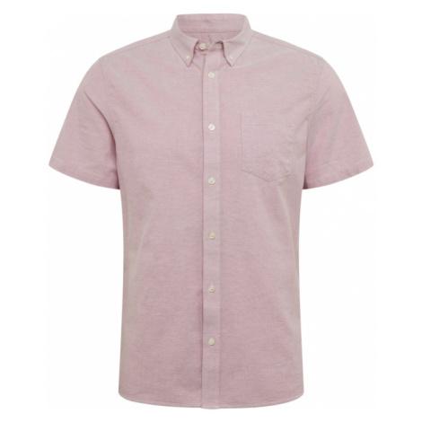 BURTON MENSWEAR LONDON Koszula 'OXFORD' różowy pudrowy