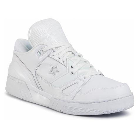 Sneakersy CONVERSE - Erx 260 Ox 165044C White/Wolf Grey/White