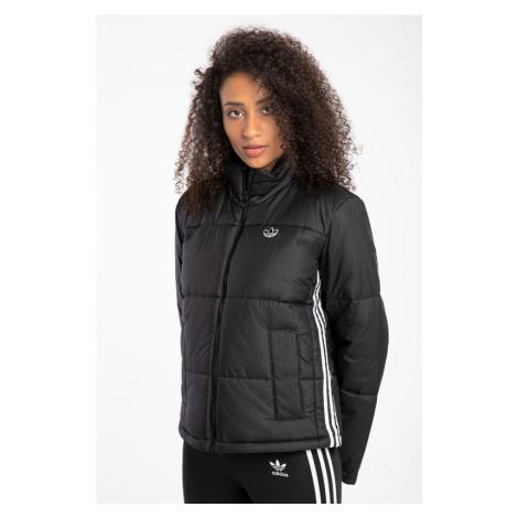 Kurtka Adidas Pikowana Short Puffer Gk8554 Black